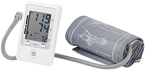 newgen medicals Blutdruckmessgerät: Medizinisches Oberarm-Blutdruck-Messgerät, Speicher für 180 Messungen (Oberarm Blutdruckmessgeräte)