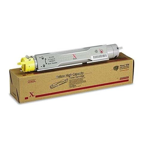 Xerox 106R00674Tonerkartusche ertragreiches (gelb, 1er Pack)
