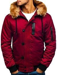 Suchergebnis auf Amazon.de für  Rot - Jacken   Streetwear  Bekleidung 6a3a7e31be