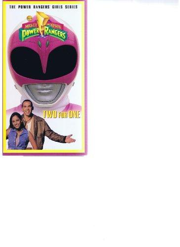 Mighty Morph'n Power Rangers [VHS] (Power Rangers Vhs)