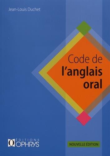 Code de l'anglais oral