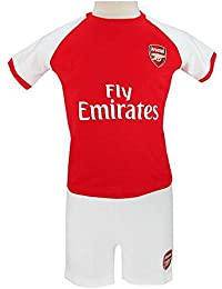 9ac1ee169 Official Arsenal FC Baby Shirt And Short Set (6-9 Months)