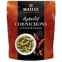 MAILLE Apéritif Cornichons/Piment de Cayenne 240 g