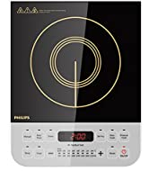 Electromagnetic induction technology ensure high heating efficiency,cooks food faster than gas stove. Seals nutrition into the food and prevents vitamin loss. You don't have to worry about that anymore as this induction cook top has 6 preset cooking ...