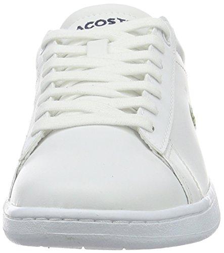 Lacoste Damen Carnaby BL 1 Sneakers Weiß (WHT 001)