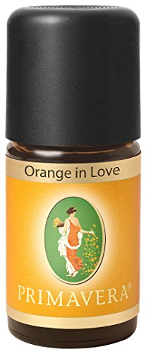 Orange Aromatherapie (PRIMAVERA DUFTÖL Orange in Love 5ml)
