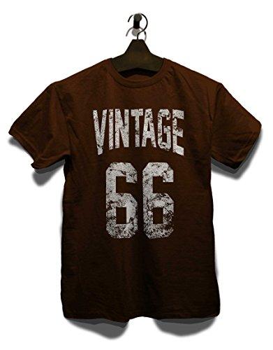 Vintage 1966 T-Shirt Braun
