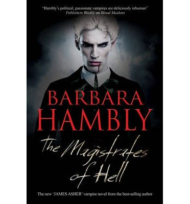 4 Ips Print ({ THE MAGISTRATES OF HELL (JAMES ASHER VAMPIRE NOVELS #04) - LARGE PRINT - IPS } By Hambly, Barbara ( Author ) [ Dec - 2013 ] [ Hardcover ])