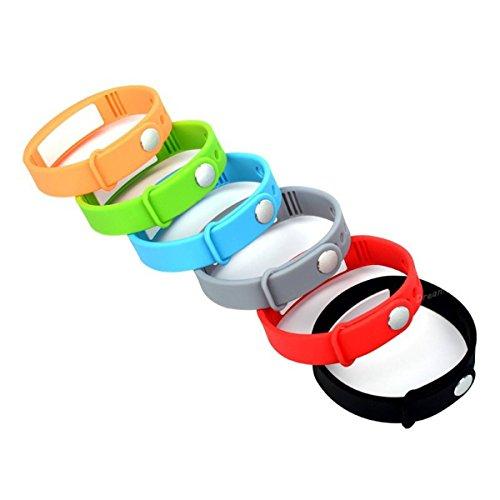 ELEGIANT W5 3D LED Smart Armbanduhr