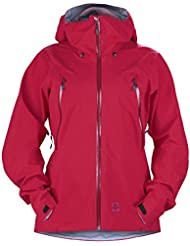 Sweet Protection Salvation WMN Jacket Rubus Red 17/18, rojo