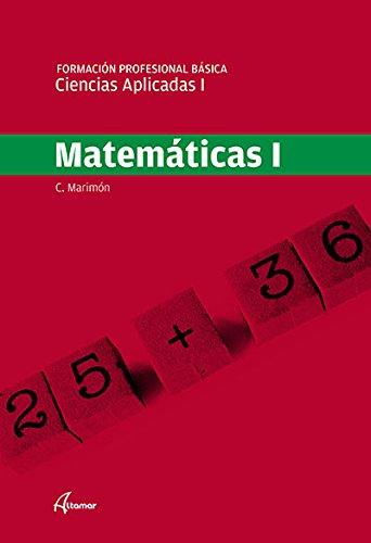 Ciencias Aplicadas I. Matemáticas (FPB - TRONCALES)