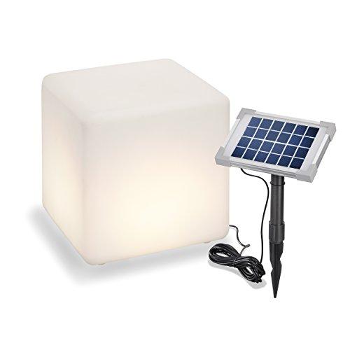 LED-Solar-Würfelleuchte  <strong>Leuchtmittel</strong>   LED
