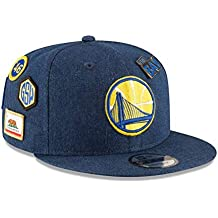 dba3fb8133ec8 A NEW ERA Era – Gorra NBA Golden State Warriors 9 Fifty Draft 2018 Denim  Snapback