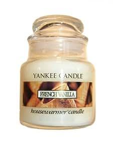 Yankee Candle (Bougie) - French Vanilla - Petite Jarre