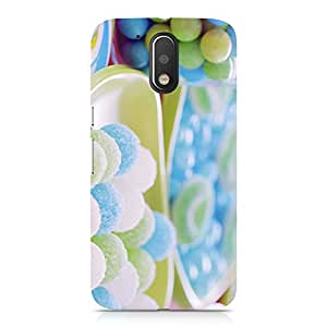 Hamee Designer Printed Hard Back Case Cover for Xiaomi Redmi 4 Design 6342