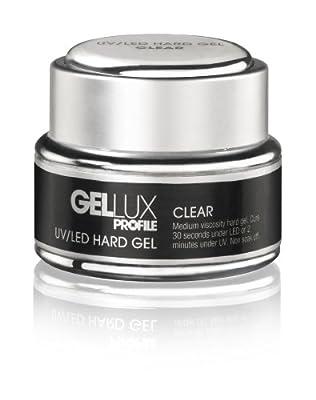 Salon System Profile Gellux UV/ LED Hard Gel Clear 15ml