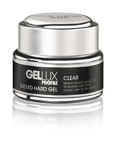 Salon System Gel dur UV/LED Profile Gellux Transparent 15 ml
