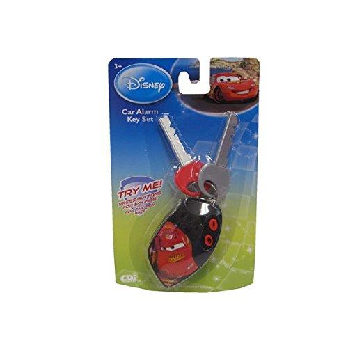 Preisvergleich Produktbild Disney 0403073 Cars Car Keys Schlüsselanhänger, mehrfarbig