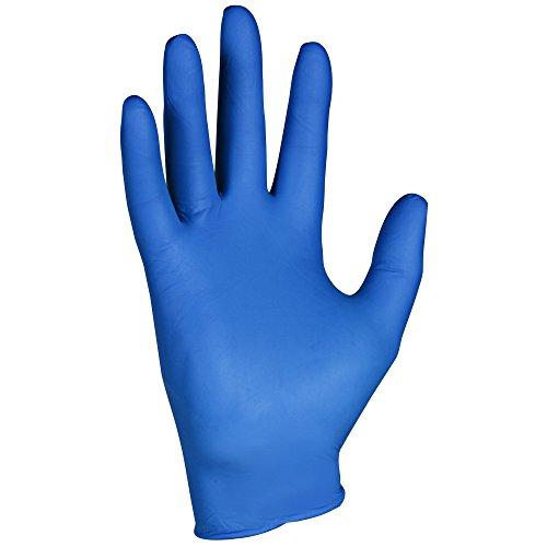 Preisvergleich Produktbild KLEENGUARD Einmal-Handschuhe G10 Nitrile S Blau 200 Stück