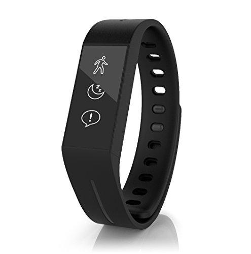 Striiv Touch Aktivity Tracker & Smartwatch, Touchscreen, gehärtetes Ion-Glas, OLED-Display