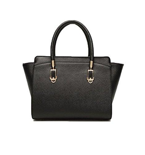 Borsa Signora Fashion PU Black
