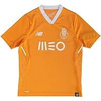 925bcae012852 New Balance 2017-2018 FC Porto Away Football Soccer T-Shirt Maillot (Kids