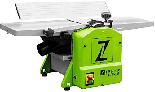 Zipper ZI-HB254 Abricht-Dickenhobelmaschine, 1020x520x425