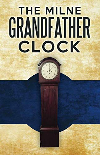 The Milne Grandfather Clock for sale  Delivered anywhere in UK