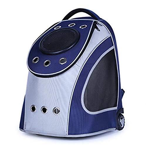 BEITAI Die Neue, extra große, multifunktionale Space-Tasche für Haustiere ist EIN tragbarer, atmungsaktiver Koffer, EIN Rucksack und EIN zweifach verwendbarer Haustierrucksack