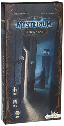 """Libellud libmyst02us gioco """"Mysterium nascosto segni espansione"""