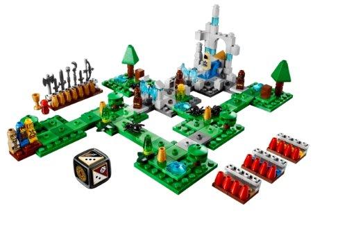Imagen principal de LEGO GAMES 3858 Heroica El Bosque Waldurk