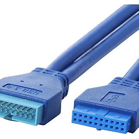 XMQC*0,5M/2FT UB 3,0 20 pin connettore della