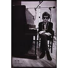 Bob Dylan - Piano Artistica di Stampa (60,96 x 91,44 cm)