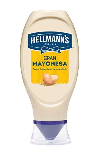 Hellmann's Mayo Bocabajo - 430 ml