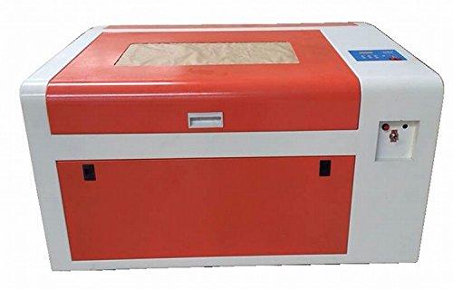GOWE 220V/110V 50W CO2láser máquina de grabado láser para máquina de cortar con todos los de tóner CNC Router