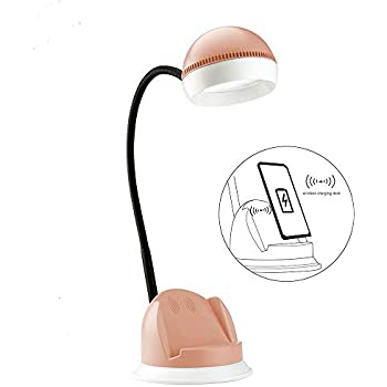 Led Night Light Smart Touch Bedside Table Lamp With Fast