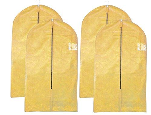 ReiTrade - Portatrajes de viaje sandgelb beige hell 105 cm x 60 cm
