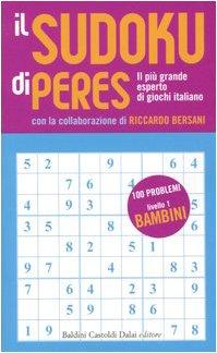 Il Sudoku di Peres. Livello 1 bambini