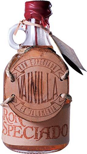 Ron Especiado Vainilla (Vanille) - Spiced Rum - 1 x 0.5l - inkl. Geschenkverpackung & Cocktailvorschlag