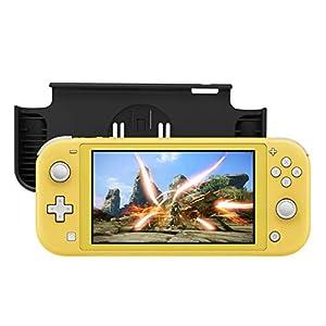 Schutzhülle für Nintendo Switch Lite, FASTSNAIL 2in1 Case Cover – Holder Switch Lite