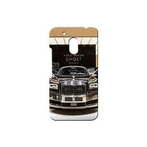 BLUEDIO Designer Printed Back case cover for Motorola Moto G4 Plus - G2675