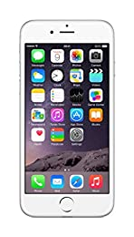 Apple iPhone 6 64GB - Silver - Unlocked