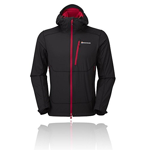 Montane Alpine Equaliser Outdoor Giacca - AW17 Black