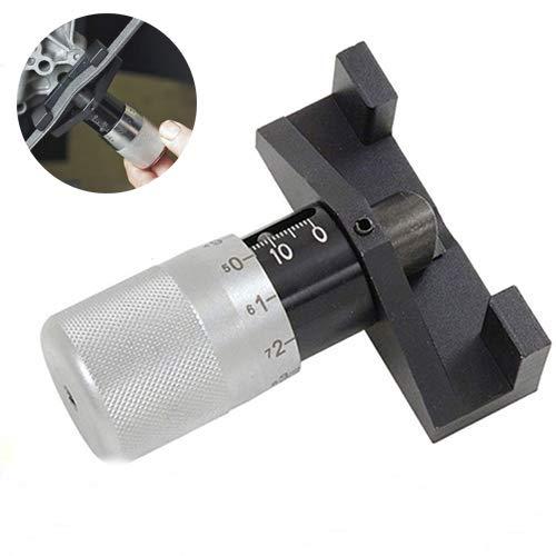 Zahnriemenspannungsmesser, Riemenspannungsmesser Universal Car Drive/Cam/Drive/Riemenspannungsmesser Test Garage Tool Tensioner K