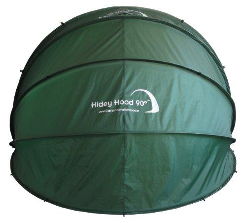 Cubierta de protección para motocicletas Hidey Hood HIH90, montaje en pared, 90...