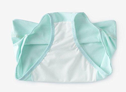 Ms. Super Bequeme Unterwäsche Cotton Mädchen In Der Taille Leakage Dreieck Beiläufige Unterwäsche A7
