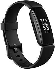Fitbit Inspire 2 - Tracker per Fitness e Benessere con Un Anno di Prova Gratuita del Servizio Fitbit Premium,