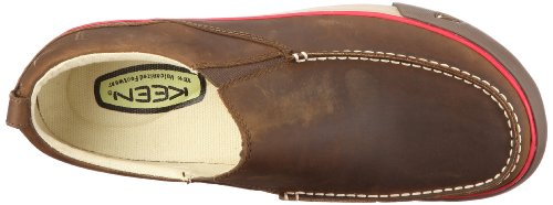 Keen TIMMONS SLIP-ON M-BLACK O 1007720, Chaussures basses homme Marron-TR-I2-5