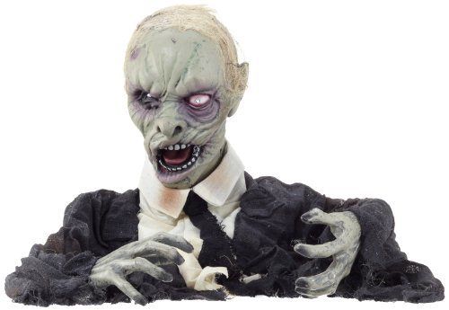 Widmann 7880Z - Figura de zombi para decorar (aprox. 140 cm)