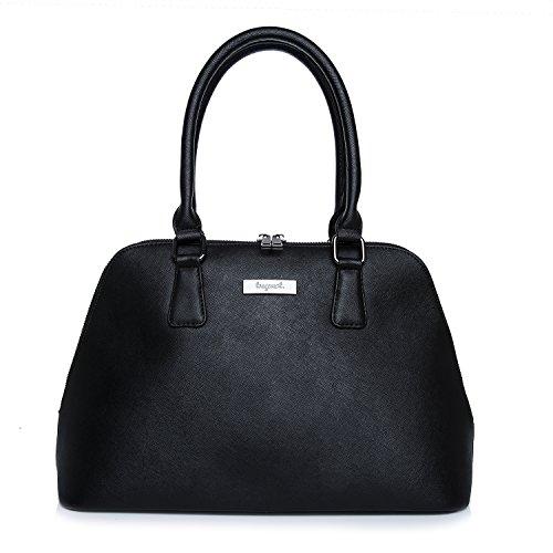tragwert-damen-handtasche-henkeltasche-nele-aus-wasserbasiertem-kunst-leder-in-schwarz-i-damentasche